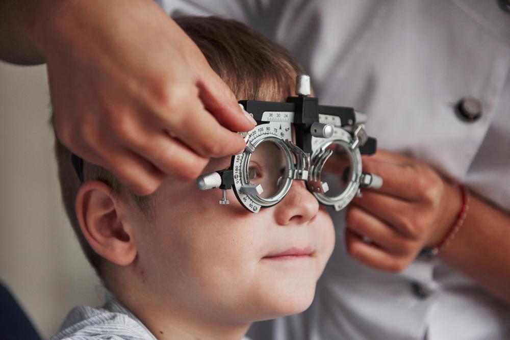 wimbledon eye examinations
